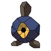 Primeira forma de Gigaiasu (Pedra)