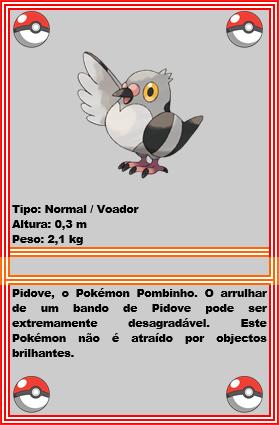 pidove-pokedex