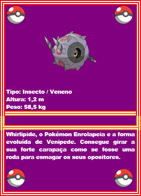 whirlipede-pokedex